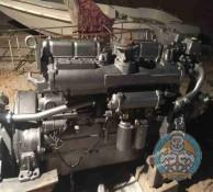فروش موتور همراه با شافت در بندر لنگه