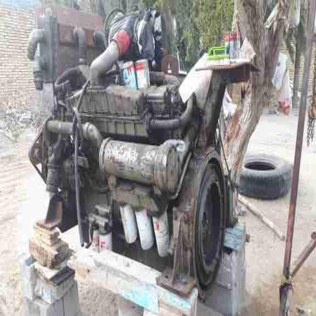 موتور کامینز ٩٢٠ اسب بخار