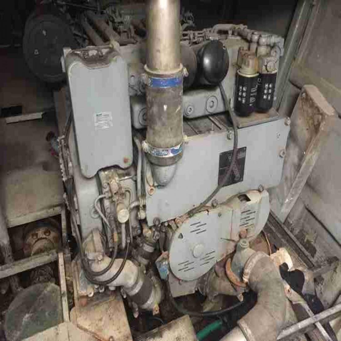موتور MTU آلمانی