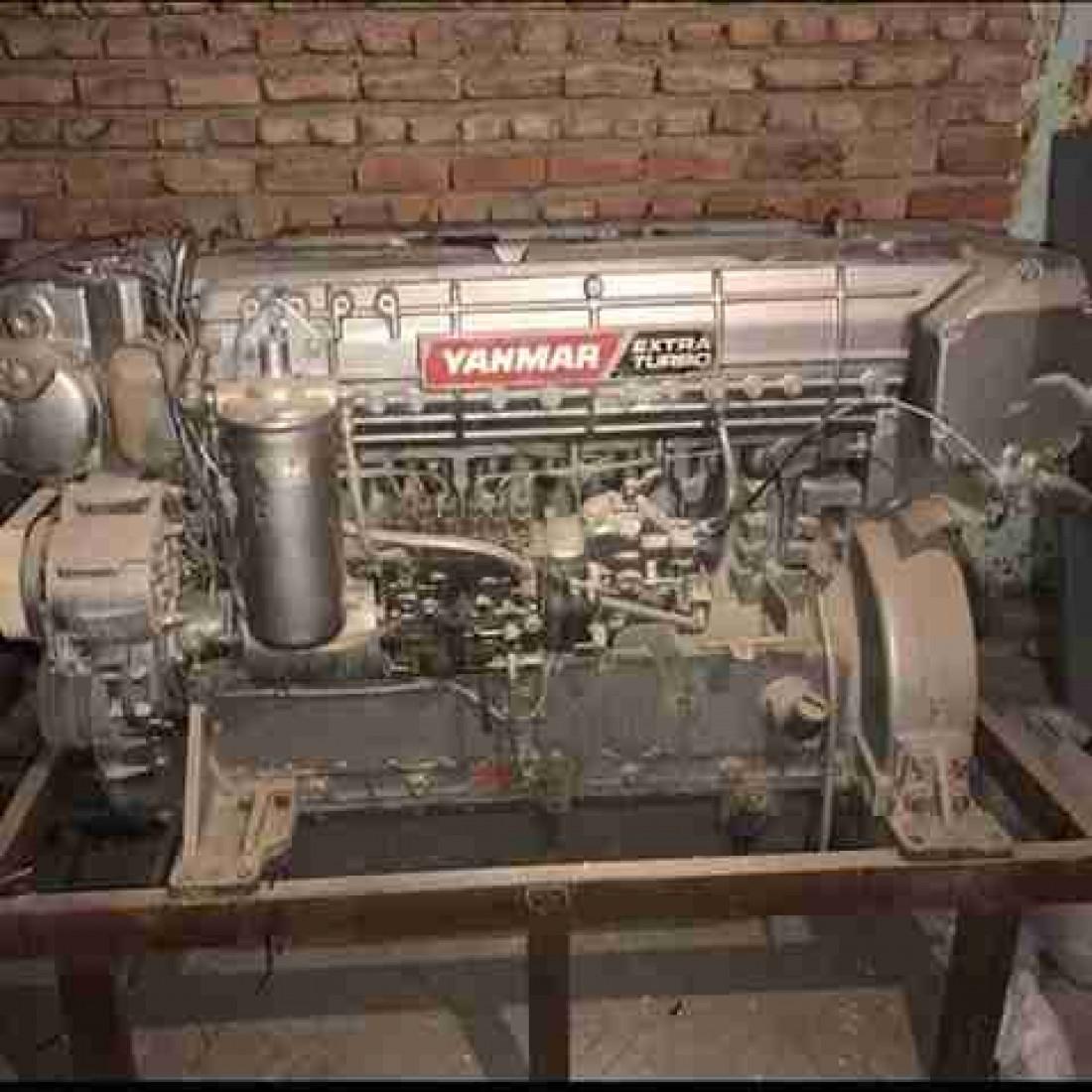 موتور یانمارجفت سوپر