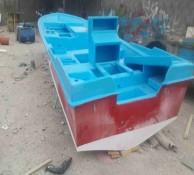 ساخت انواع قایق