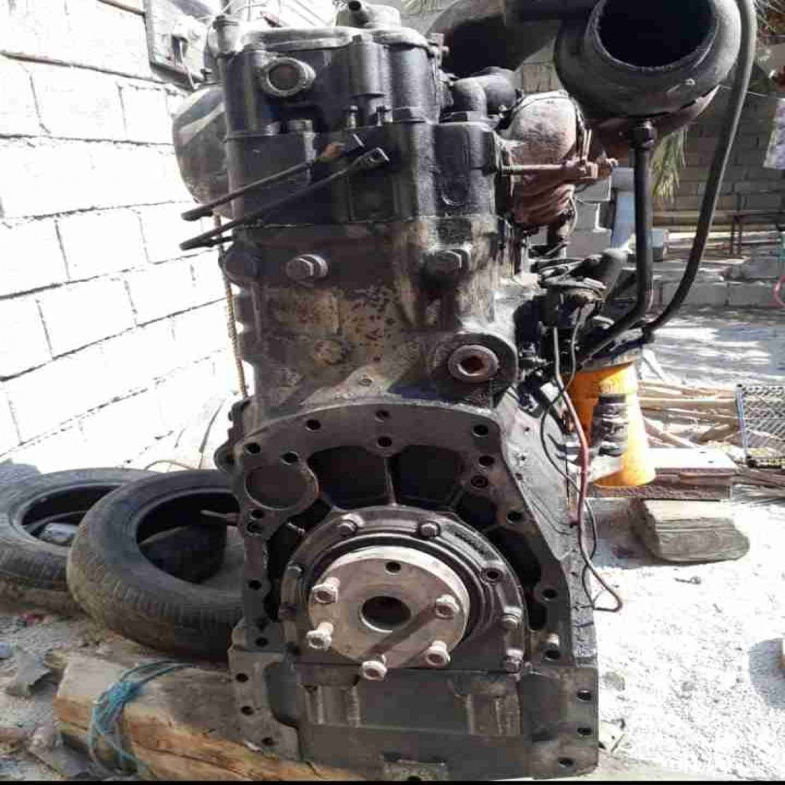موتور کامینز 400