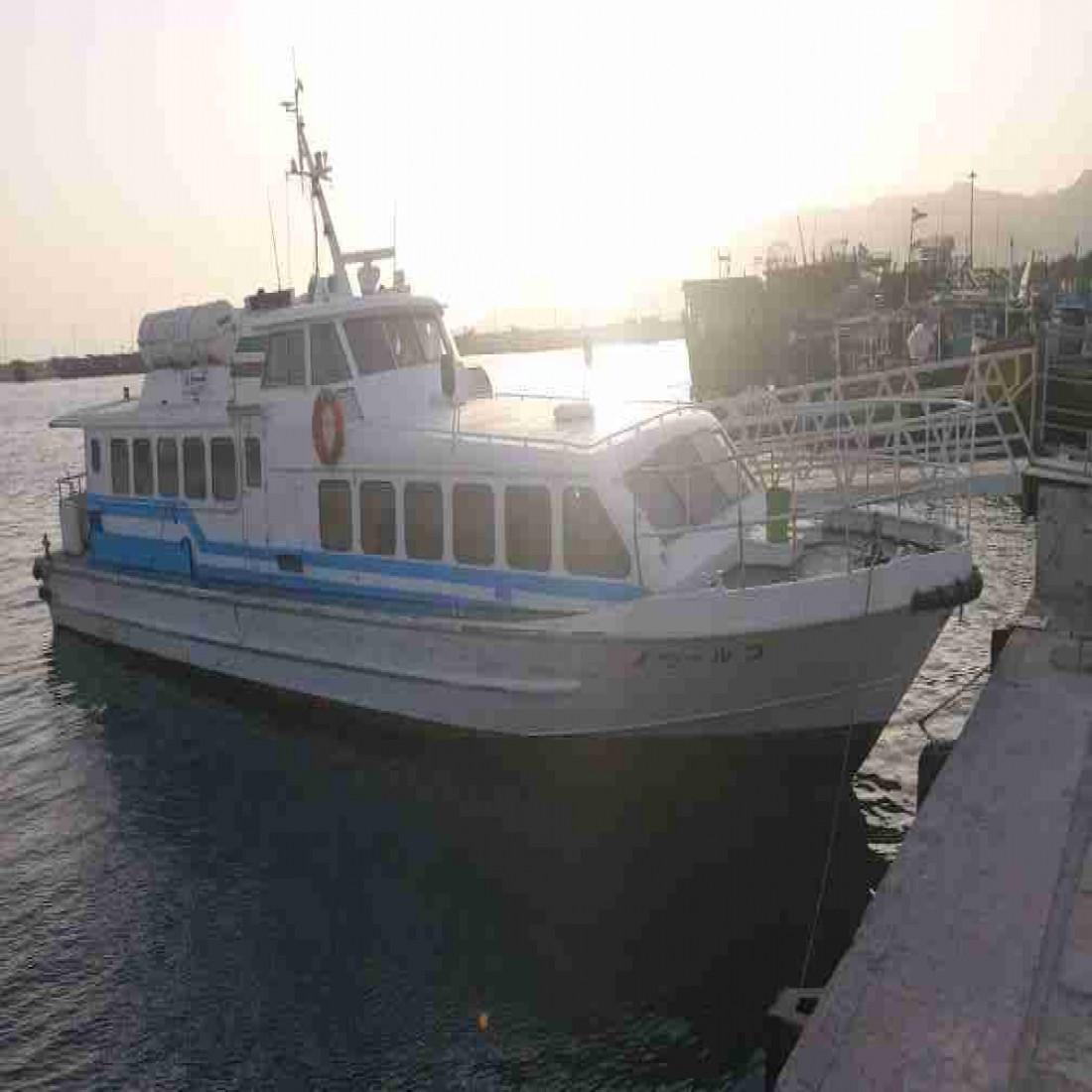 فروش کشتی مسافر بری کیارش