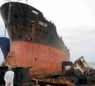 خریدار کشتی های ضایعاتی