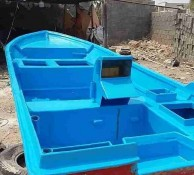 فروش قایق ۲۲ فوت در حال ساخت مناسب موتور ۴۰ به بالا