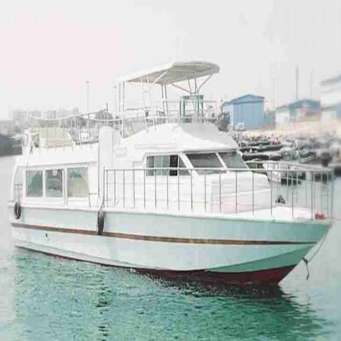 فروش و یا جذب سرمایه در کشتی تفریحی