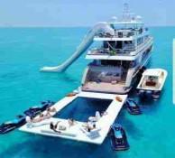 تولید شناور های تفریحی و مسافری