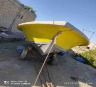 فروش قایق موتور ۲۰۰ با تجهزیرات کامل