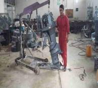تعمیرگاه وفروشگاه موتورقایق