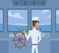مهندس سوم  برای کشتی زیر 3 هزار