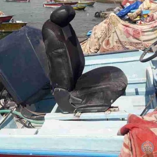 موتور قایق 250 ياماها با تشت 27 فوت