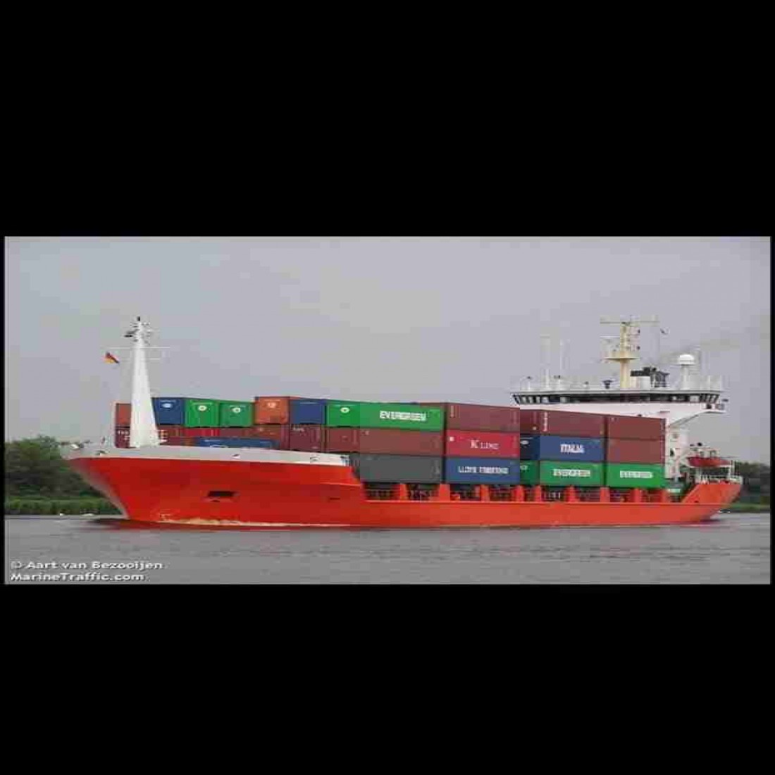 فروش کشتی جنرال کارگو