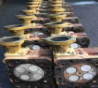 تعمیر انواع موتور دیزلی دریایی