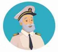استخدام کاپیتان زیر 3000