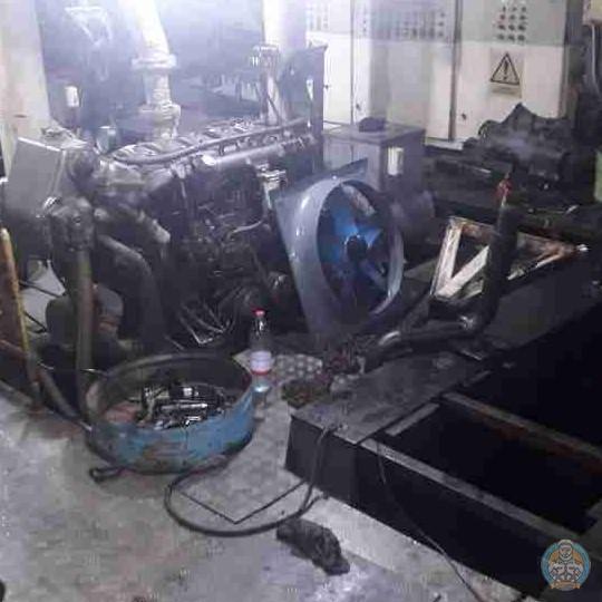 تعمیر و خرید و فروش انواع موتورهای دیزلی