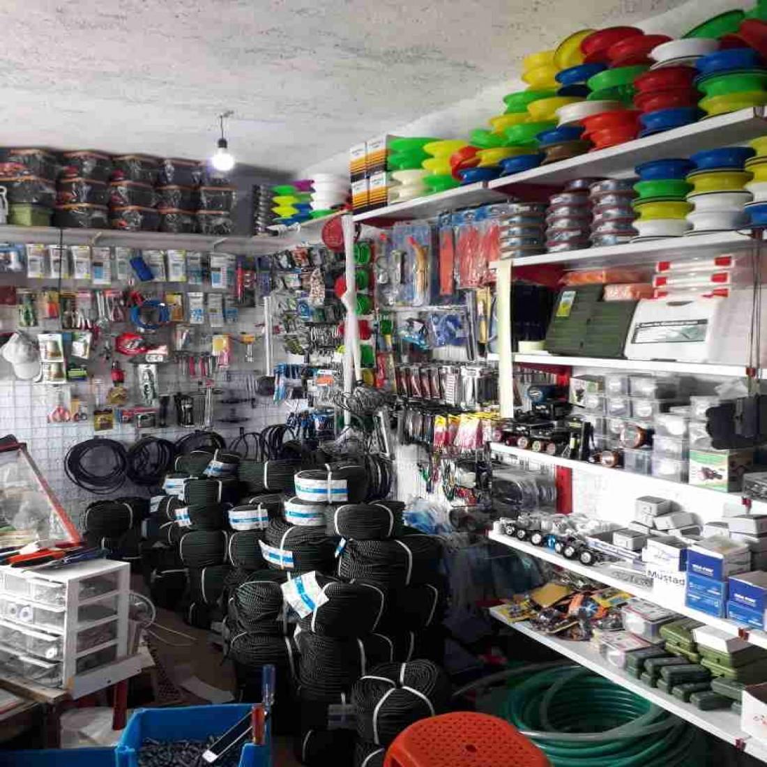 فروشگاه لوازم صیادی حسن