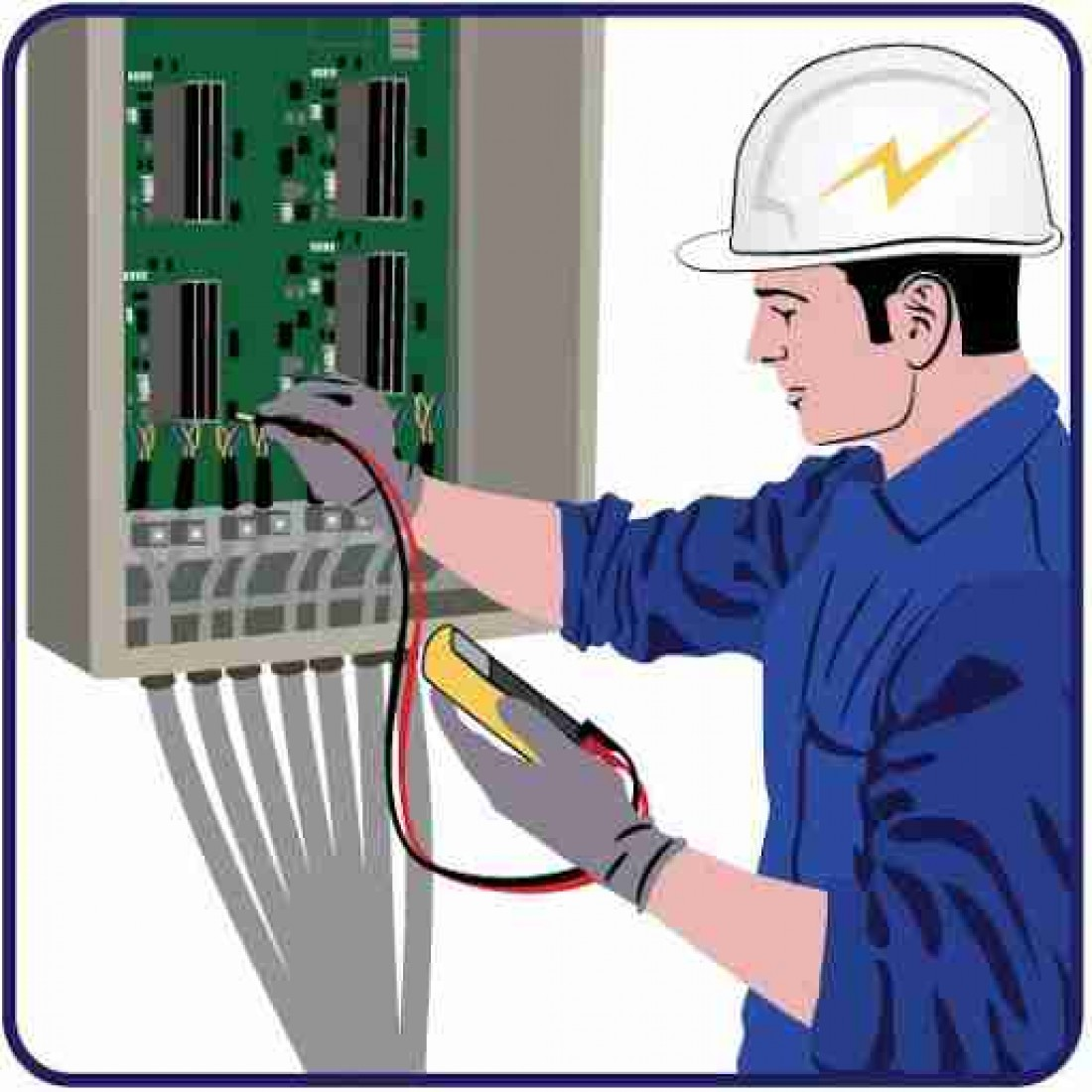 استخدام الکتریشن