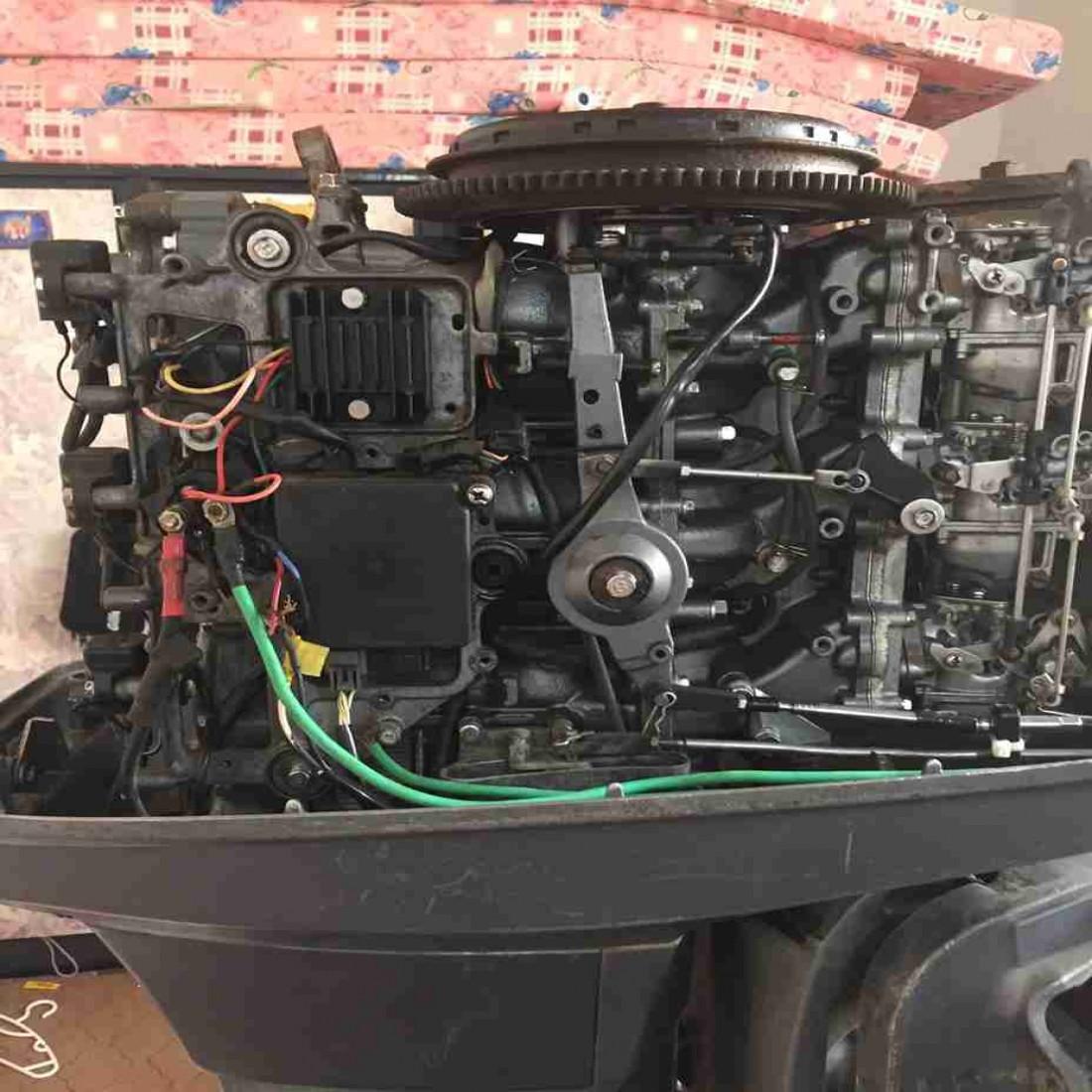 فروش موتور یاماها 85 تازه سرویس شده