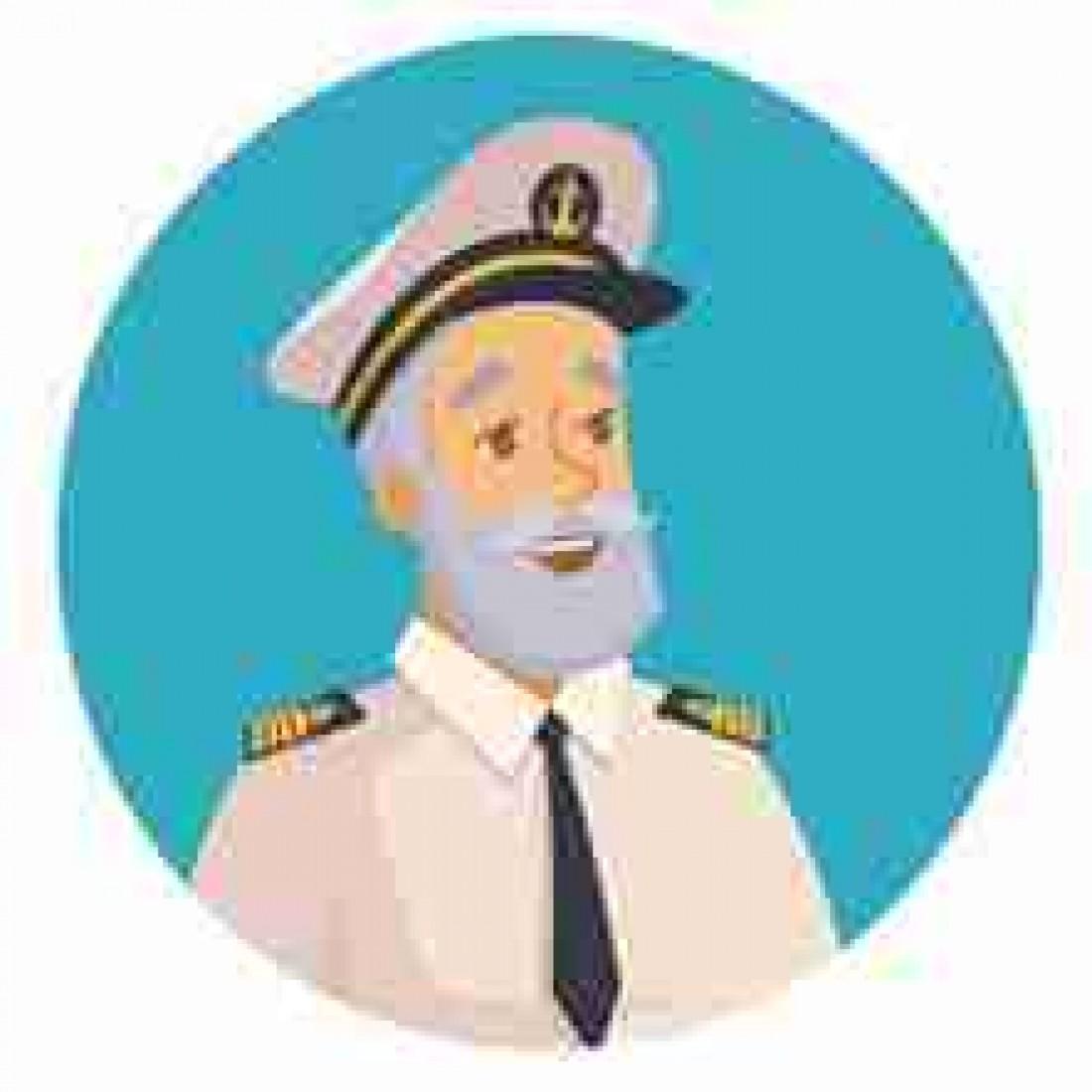 استخدام کاپیتان زیر 500