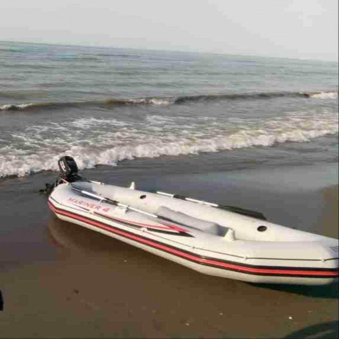 فروش قایق مارینر 4