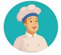 استخدام آشپز با سابقه و دارای کارت
