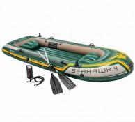 فروش قایق بادی اینتکس مدل سیهاوک ۴