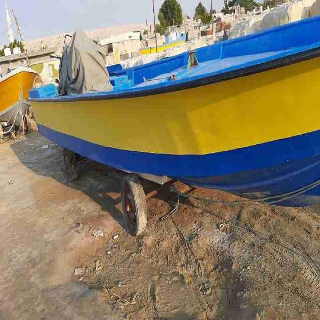 فروش قایق ۲۷ فوت دیری