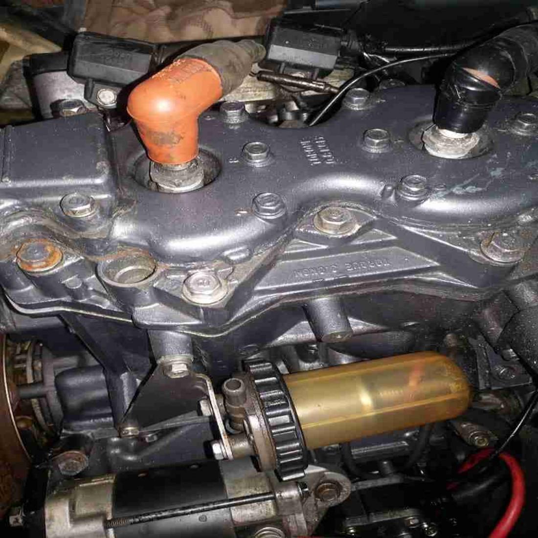 فروش موتور یاماها 115