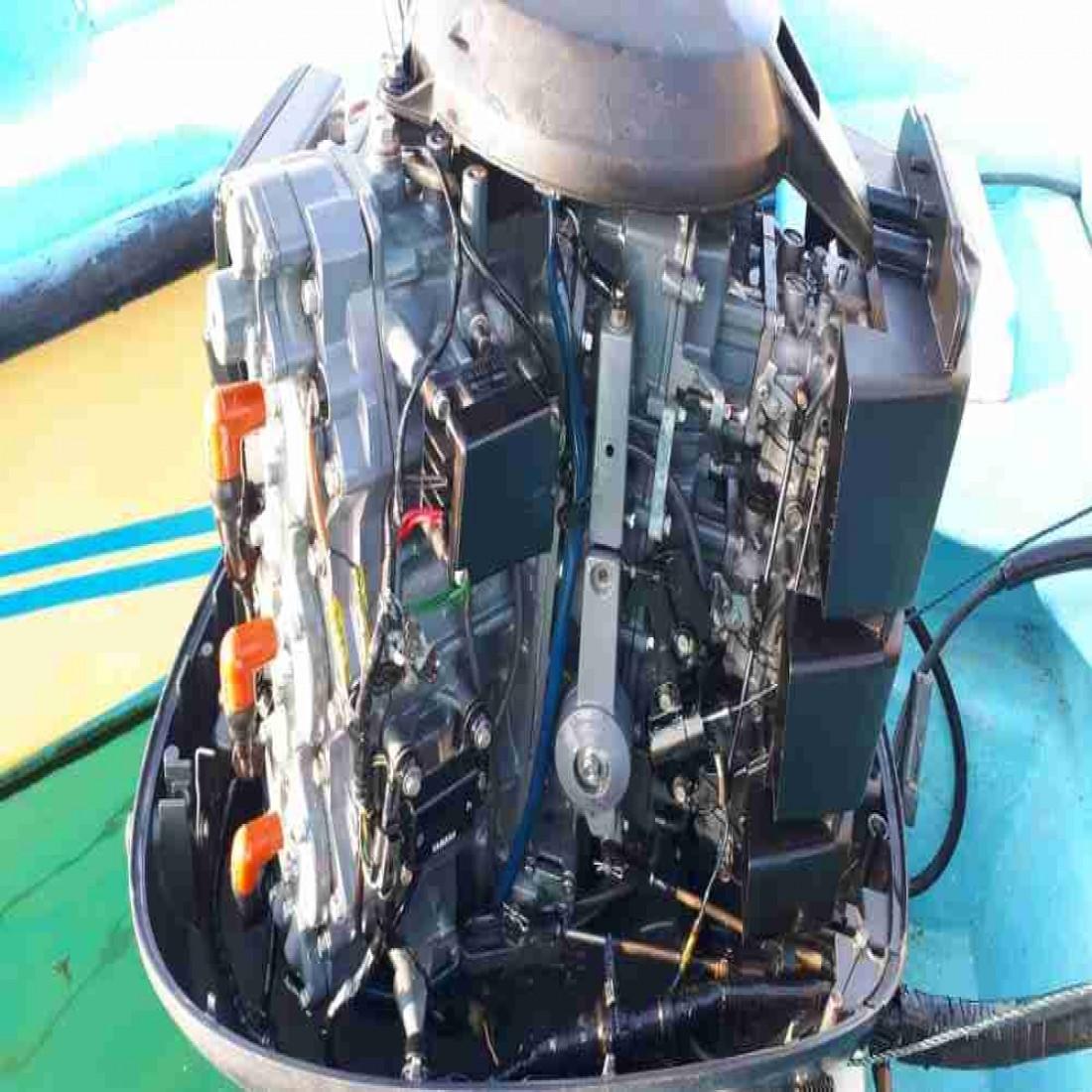 فروش موتور قایق مدل 2014