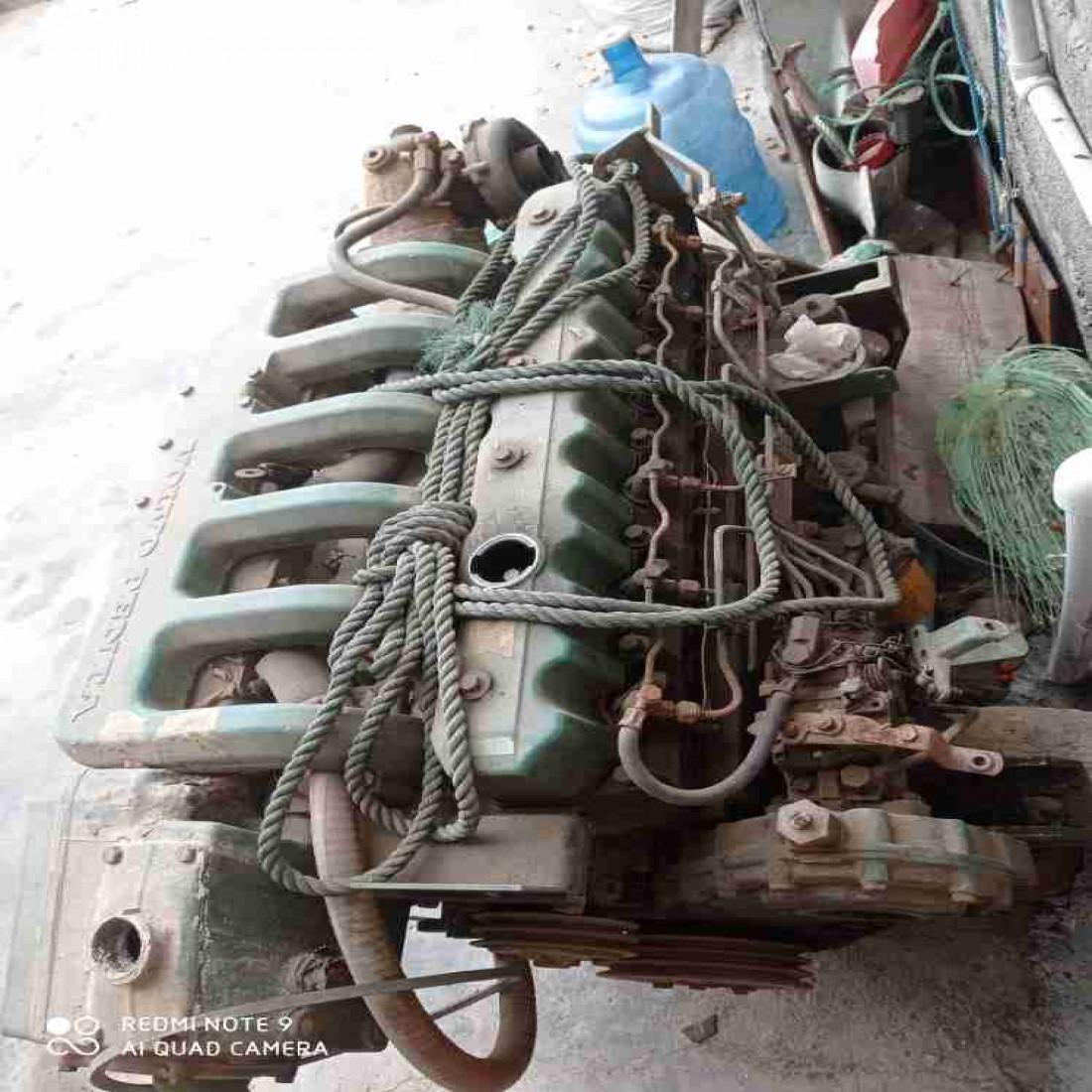 فروش موتور 40 ولوو