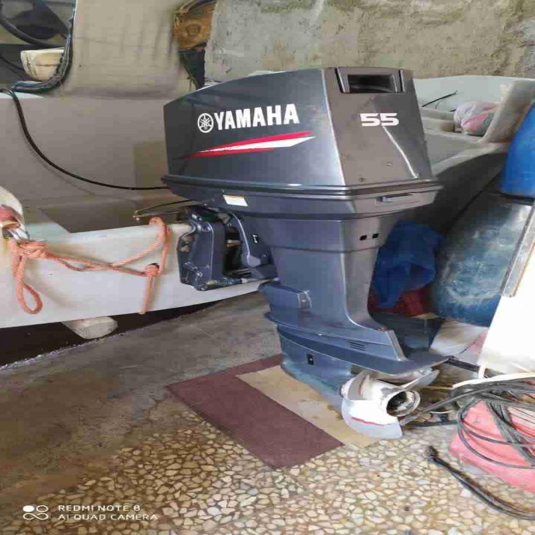 فروش قایق صیادی با موتور