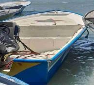 فروش قایق نیم سطحه صیادی