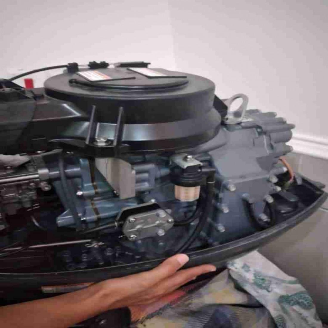 فروش موتور 40 اسببخار تخممرغی