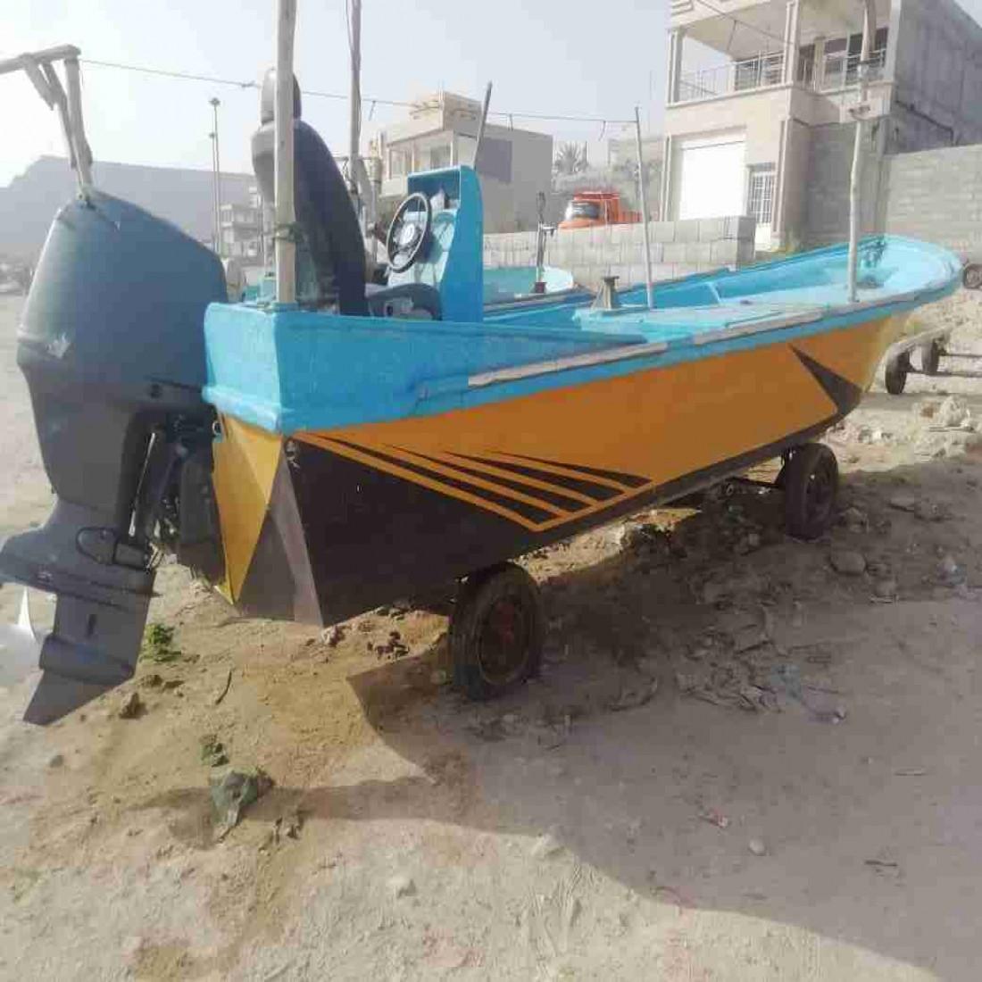 فروش قایق 27 فوت