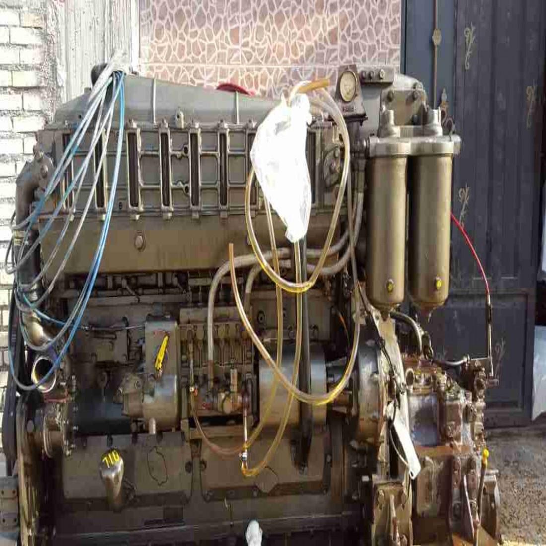 فروش موتور یانمار 550 LA
