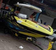 فروش قایق تفریحی لاکچری
