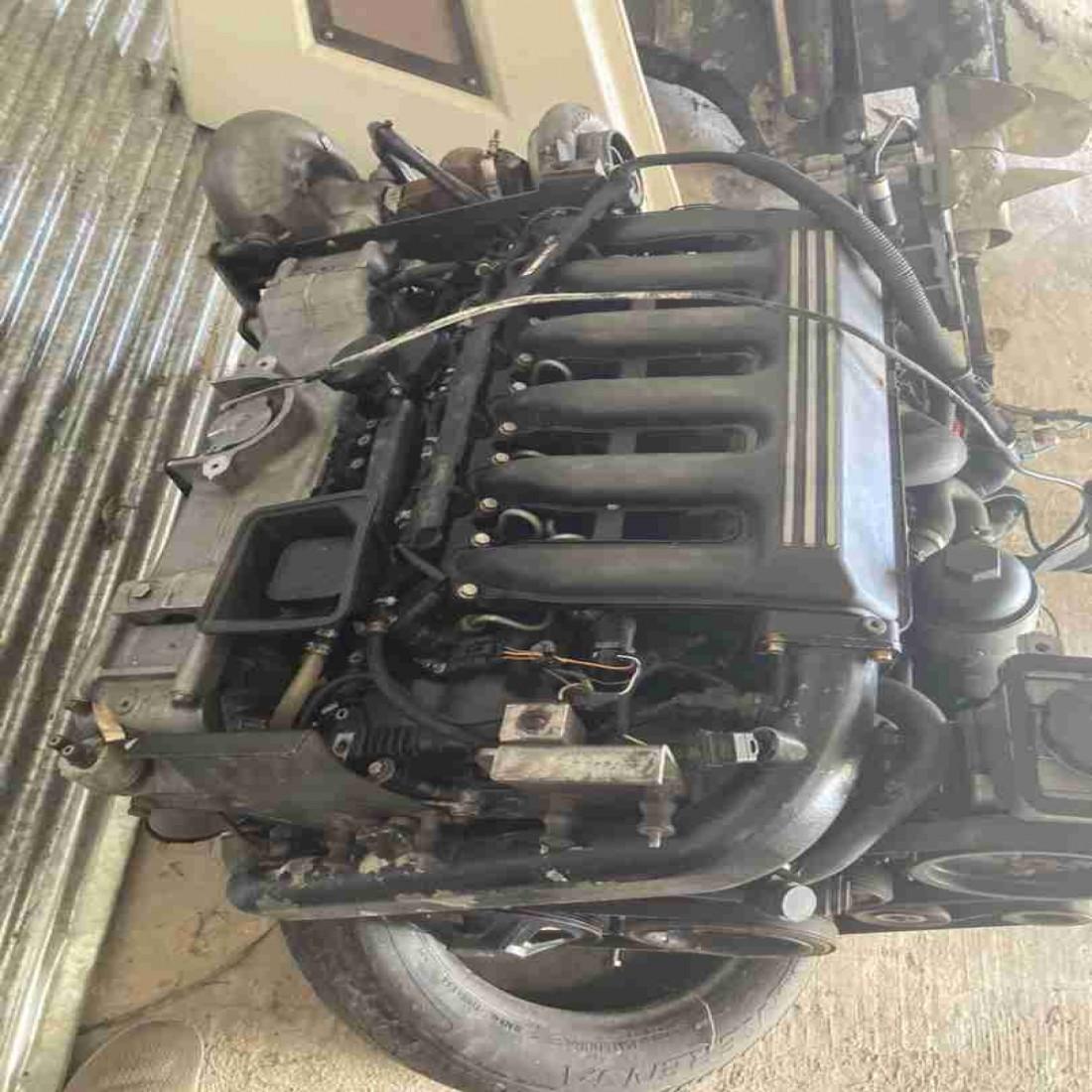 فروش موتور یانمار 260 اسب بخار
