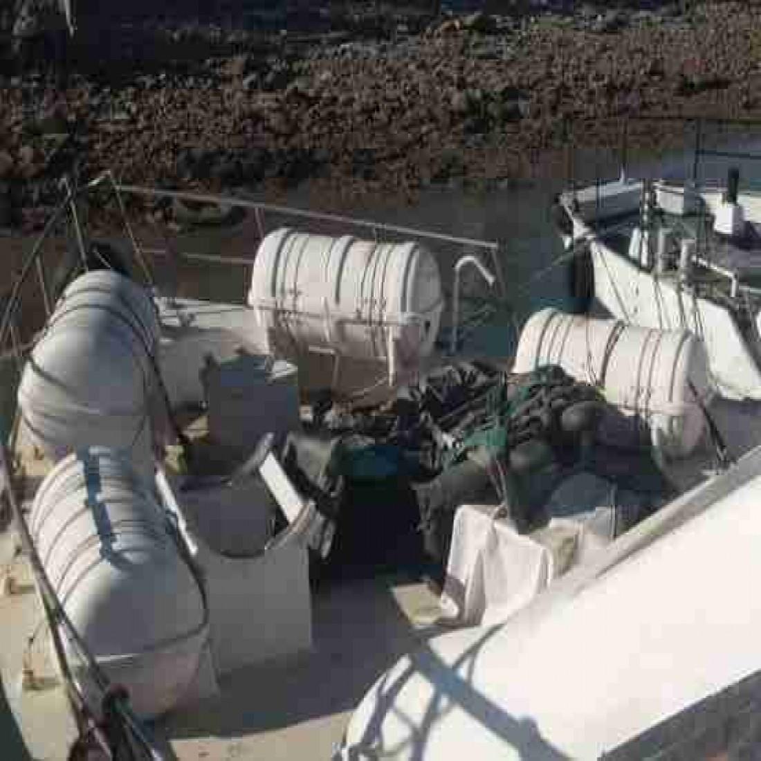 فروش تجهیزات کامل کشتی