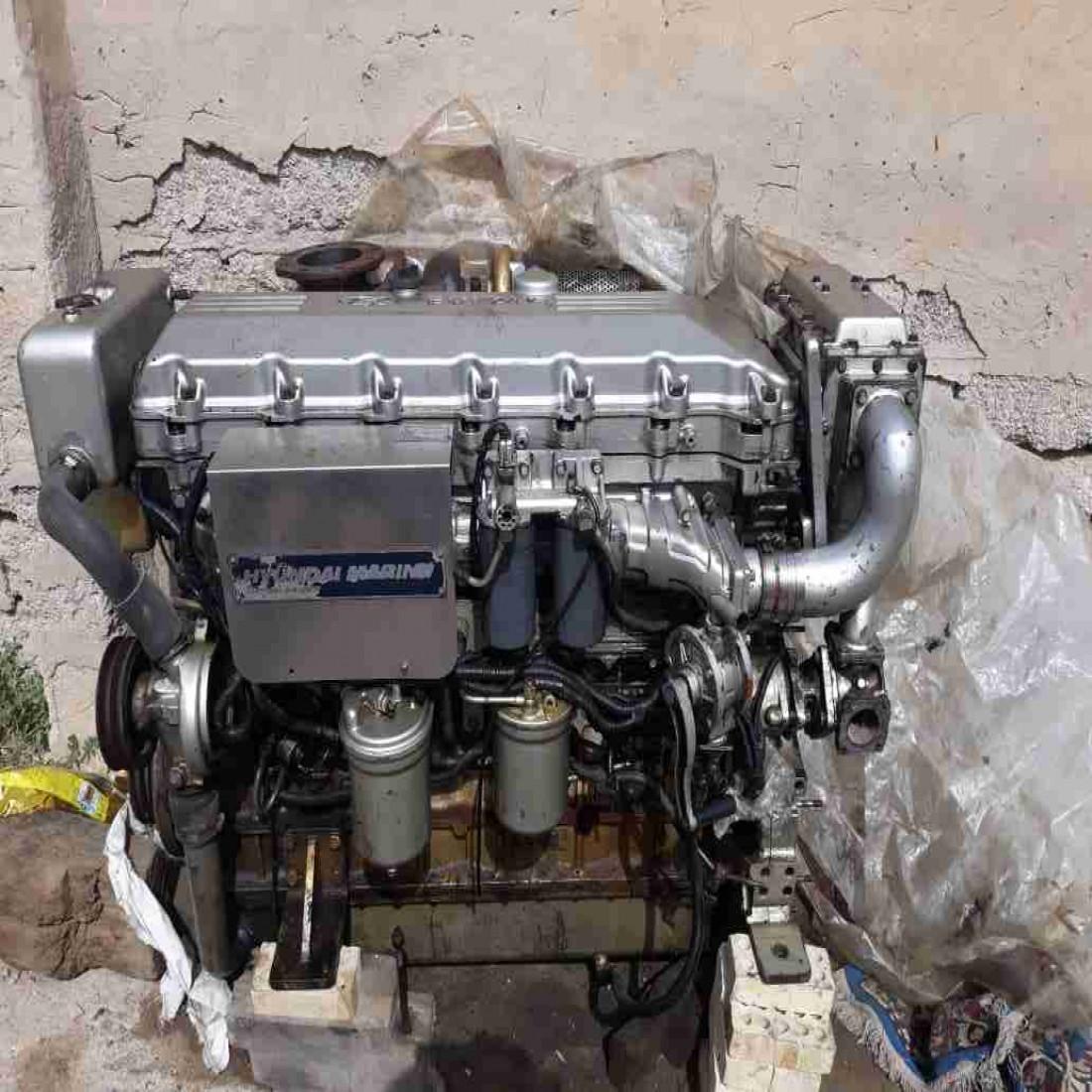 فروش موتور هیوندا 460