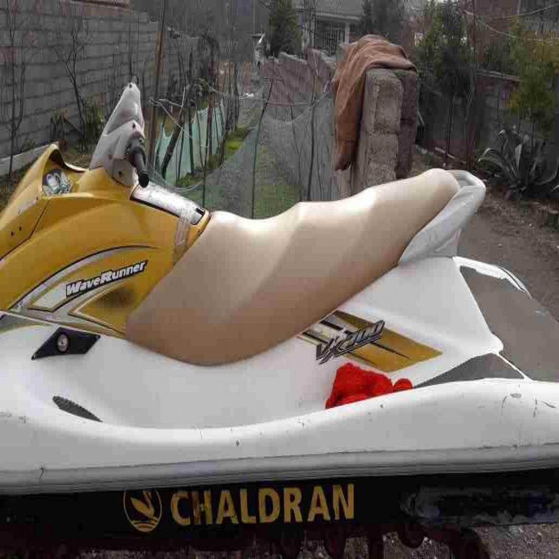 فروش جت اسکی با موتور یاماها مدل 2011