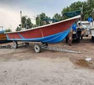 فروش قایق 23 فوت