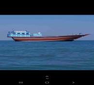 حمل بار  از دبی به ایران
