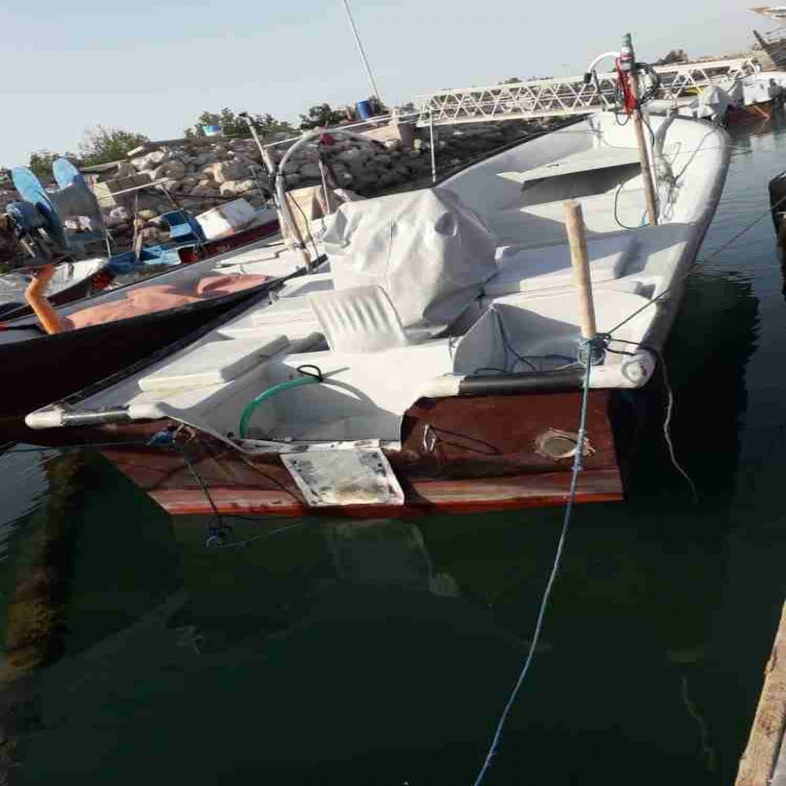 فروش قایق 30 فوت