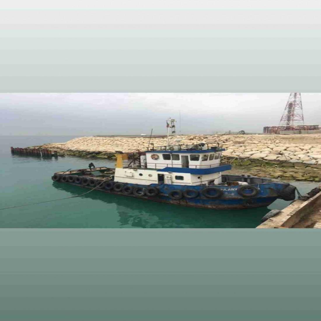 فروش یدک کش tug boat
