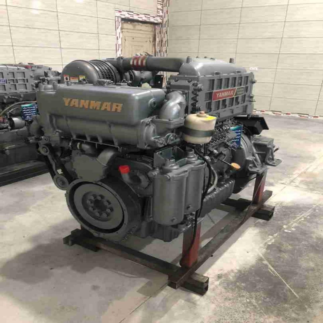 فروش موتور یانمار 6KH-ST