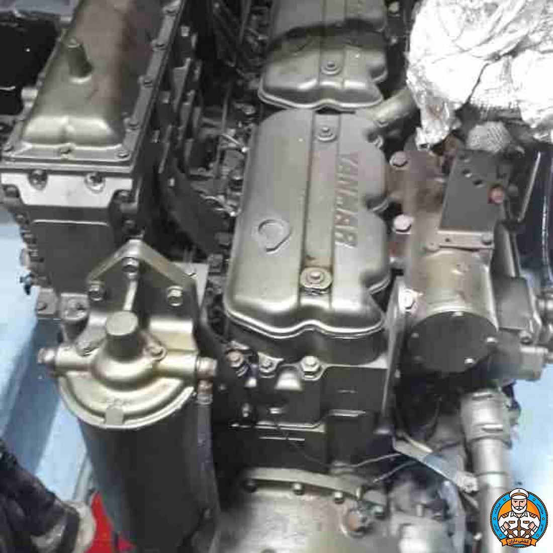 فروش موتور جی اچ یانمار