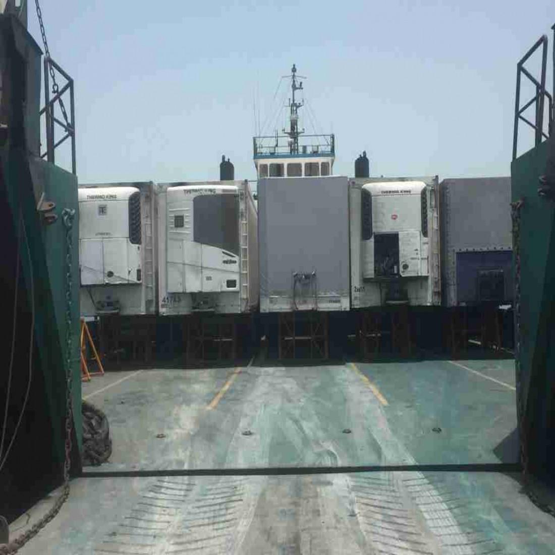 کشتیرانی از جاسک به عمان