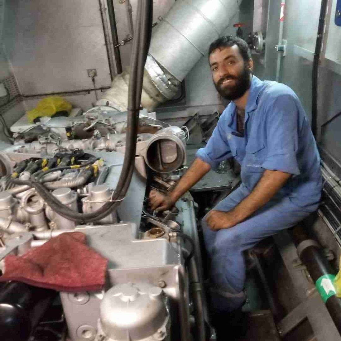 تعمیر موتورهای دیزلی