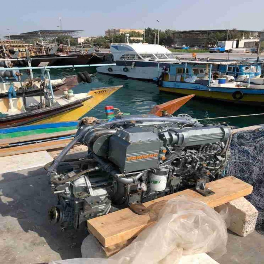 فروش موتور 230 یانمار
