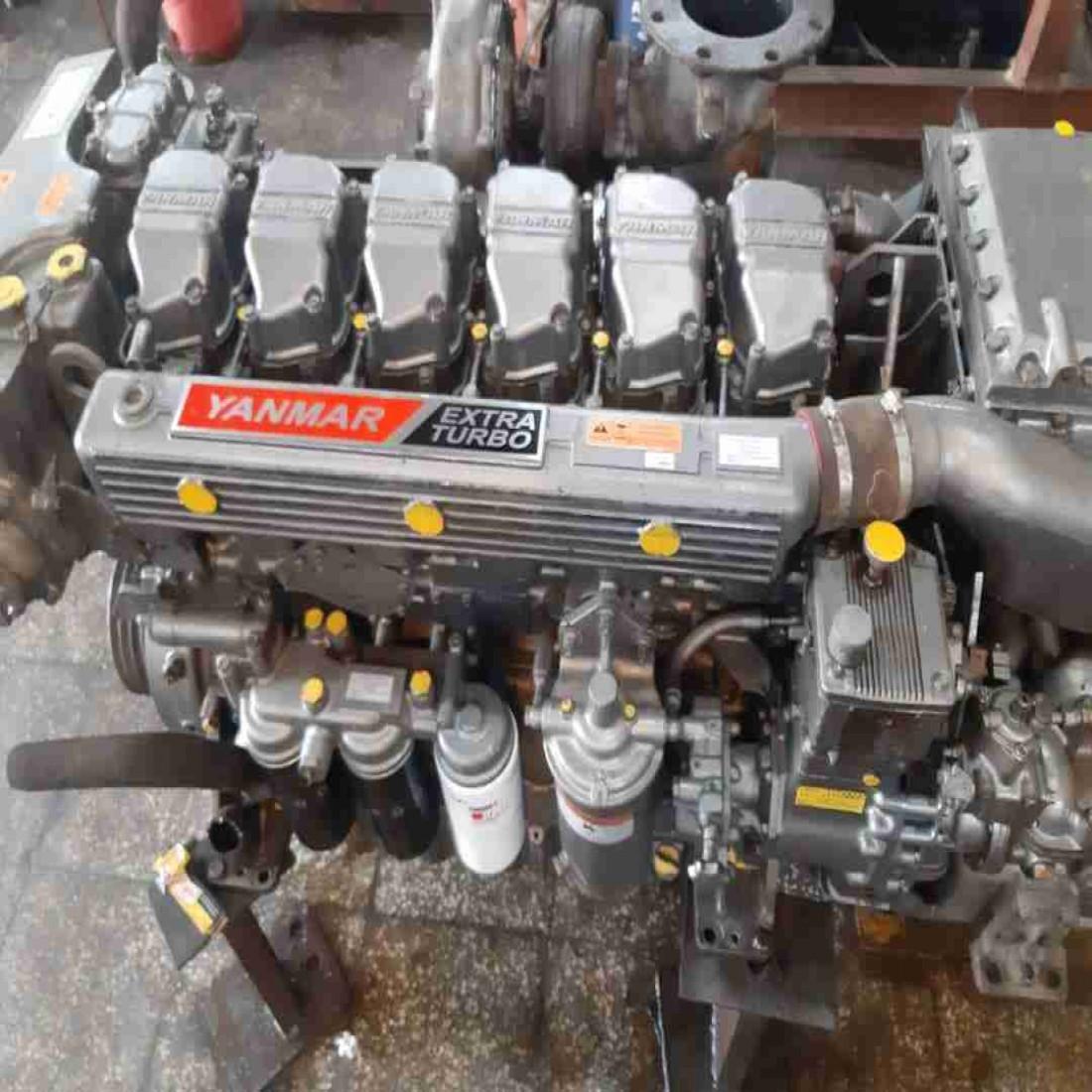 فروش موتور یانمار 530